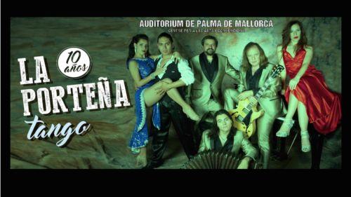 Estudi 1: Grabación para La Porteña Tango.