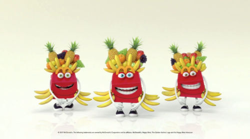Estudi 2: Riccardo Merli for McDonalds.
