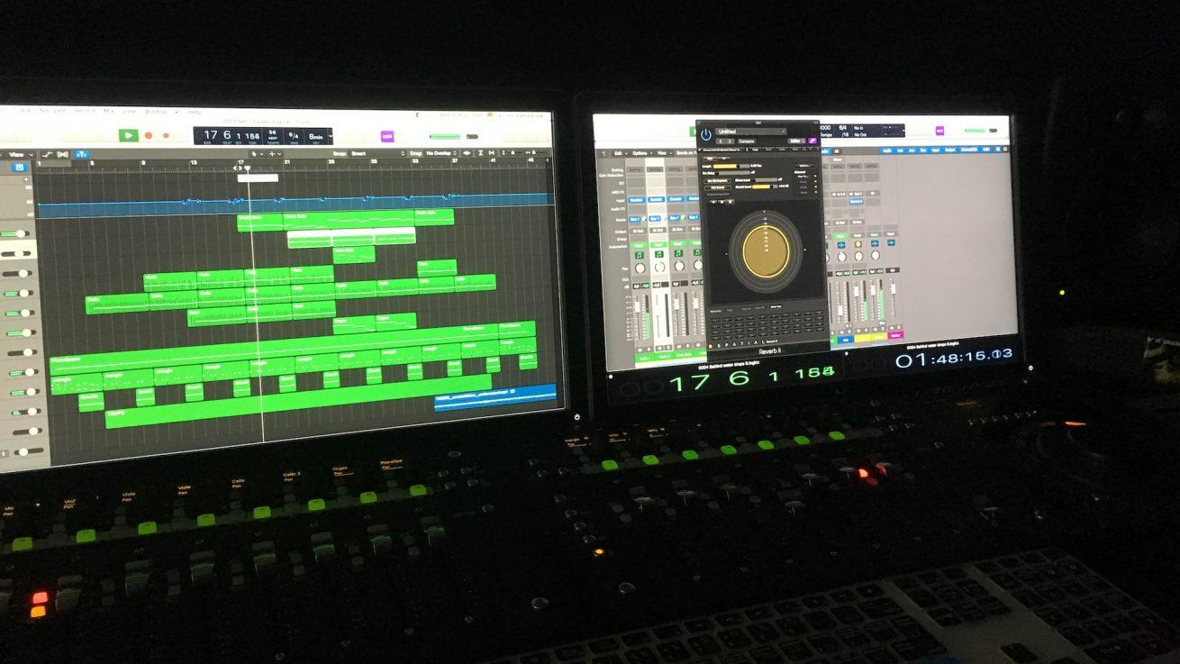 Calma Estudis, Recording studio Mallorca.